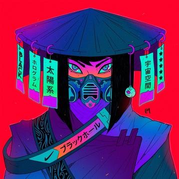 apex booster Busido avatar